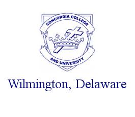 Concordia College & University, Delaware Logo