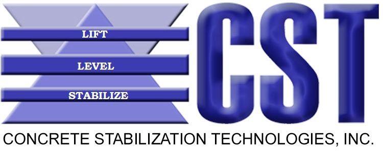 Concrete Stabilization Technologies, Inc. Logo