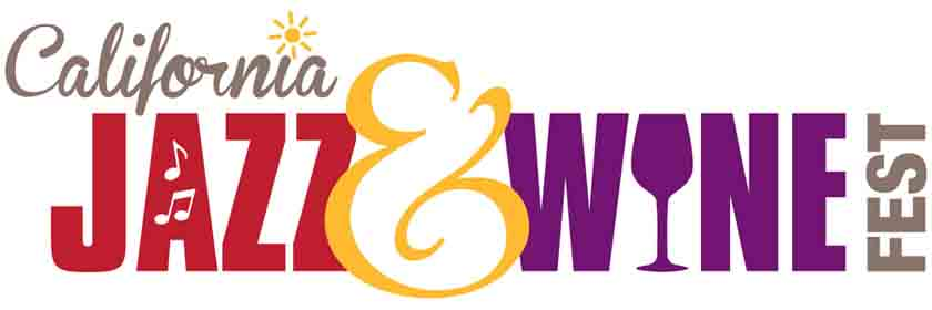 California Jazz & Wine Fest Logo
