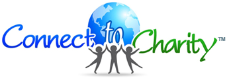 Connect To Charity Logo