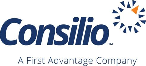Consilio, a First Advantage Company Logo