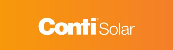 Conti Solar Logo