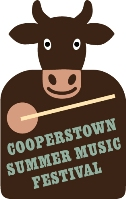 Cooperstown Summer Music Festival Logo