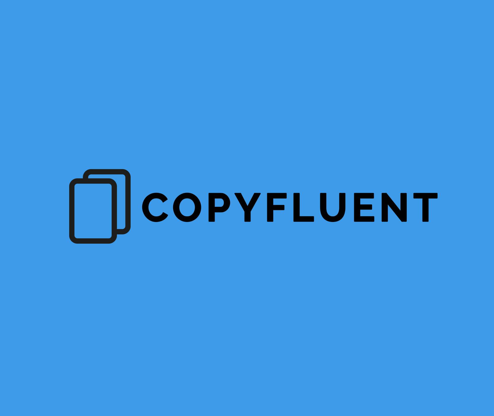 Copyfluent Logo