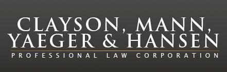 Clayson, Mann, Yaeger & Hansen, PLC Logo