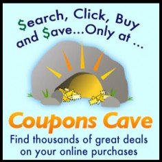CouponsCave Logo