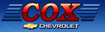 Cox Chevrolet Logo