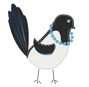 Crafty Magpie Logo