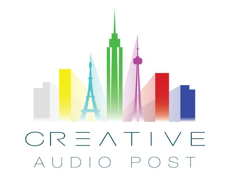 Creative Audio Post Logo