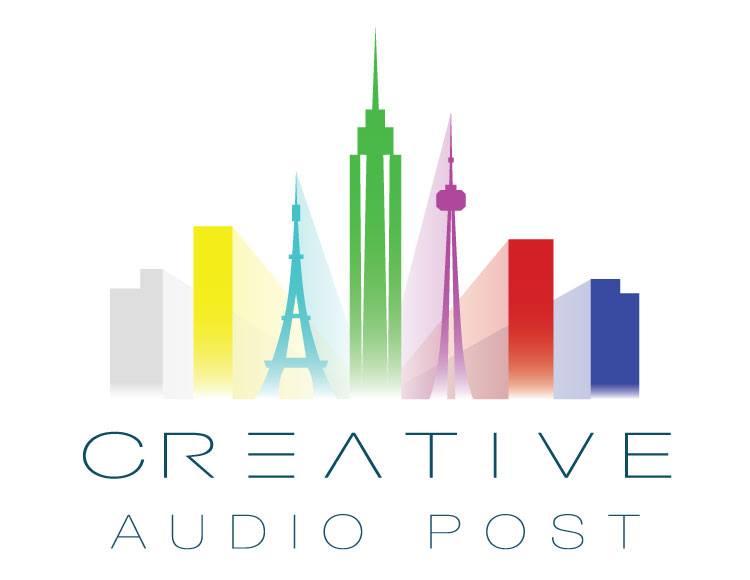 Creative Audio Post Logo