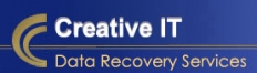 Creative IT Data Recovery Logo
