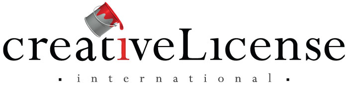 Creative License International Logo