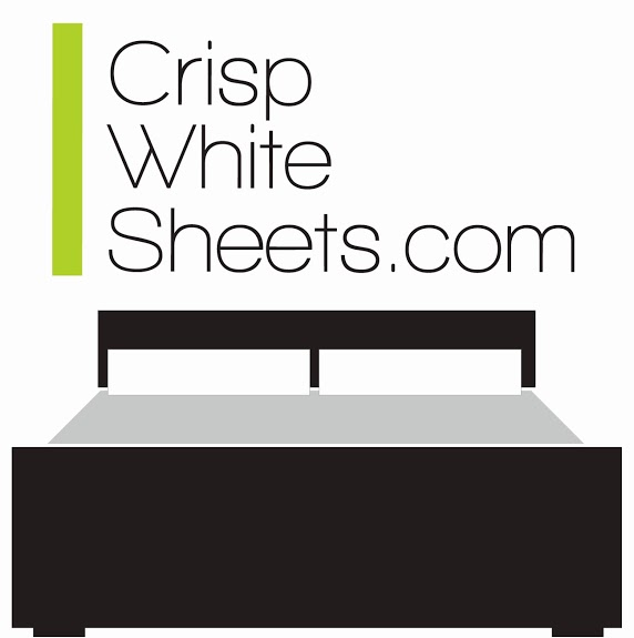Crisp White Sheets Logo