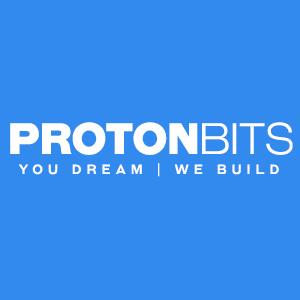Protonbits Softwares Pvt.Ltd Logo