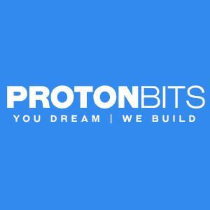 ProtonBits Softwares Logo