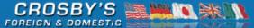 Crosbys_Auto_Repair Logo