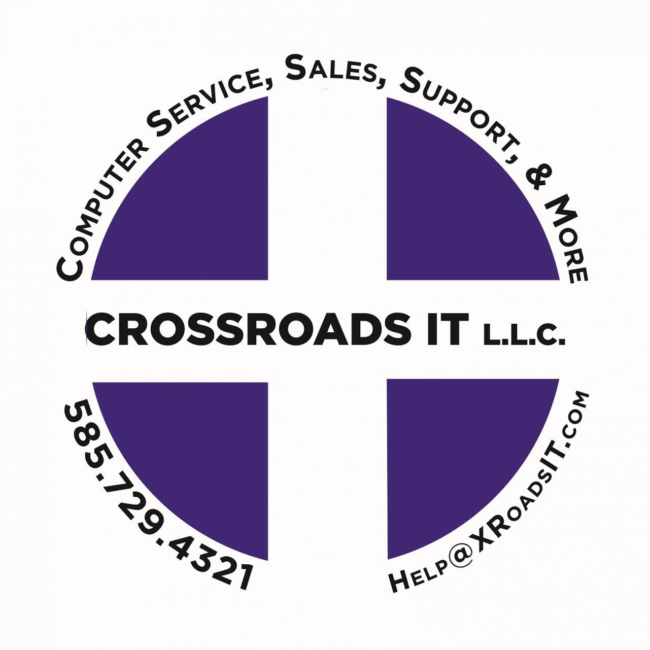 Crossroads IT, LLC Logo