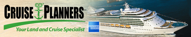 Cruise Planners at Sea Logo