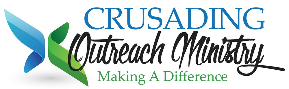 Crusading Outreach Ministry Inc. 501 c 3 Logo