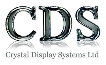 Crystal Display Systems Logo