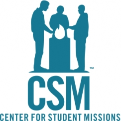 The Center for Student Missions Logo