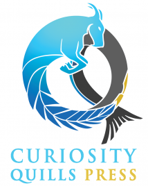 Curiosity Quills Press Logo