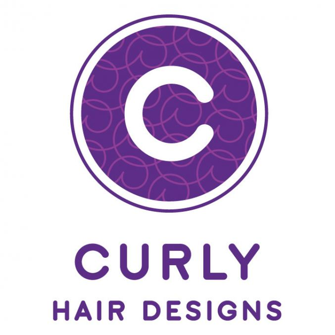 Curly Hair Designs Logo
