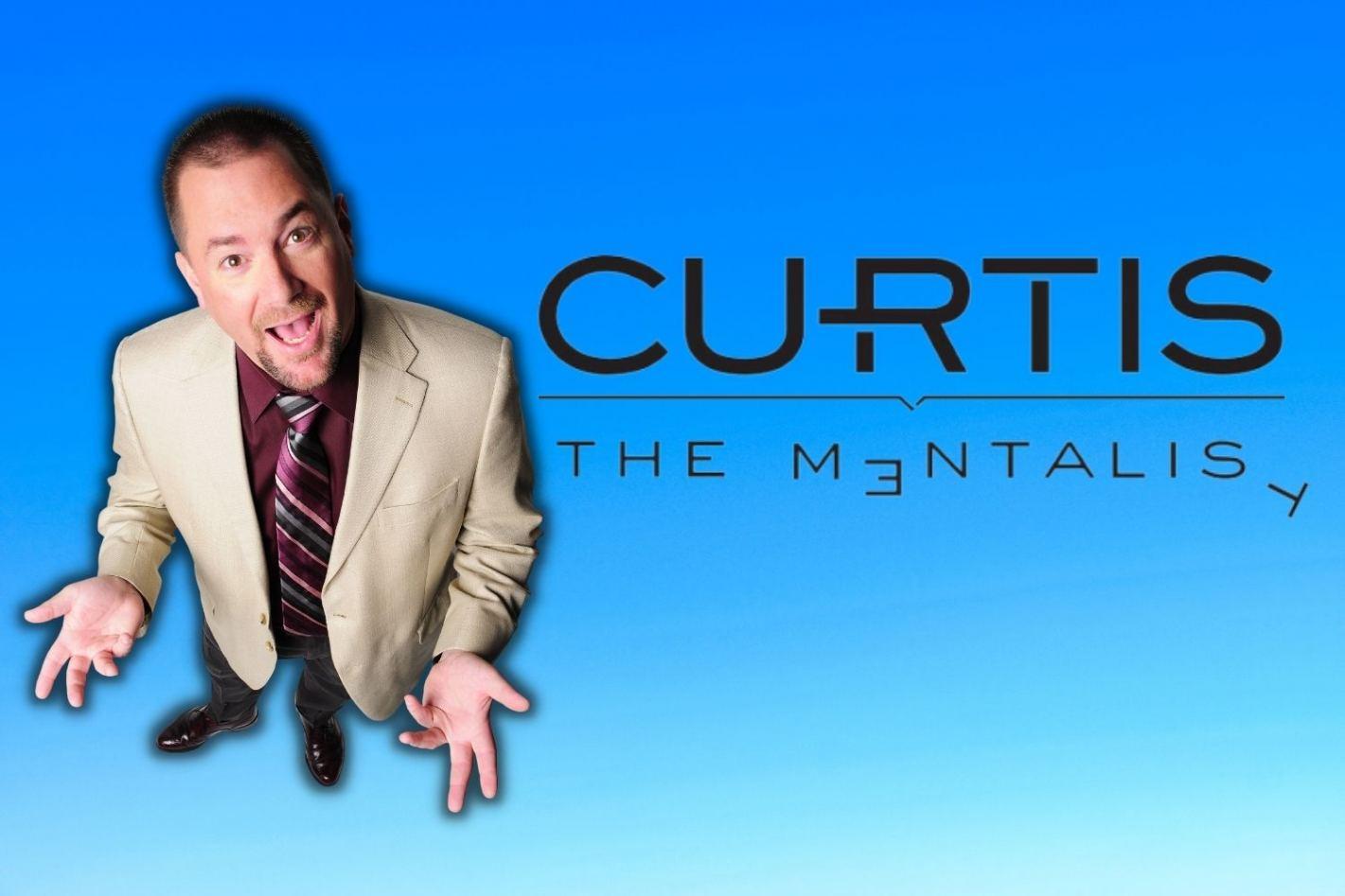 Curtis Magic Entertainment Logo