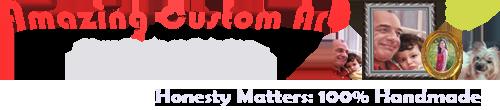Amazing Custom Art Logo