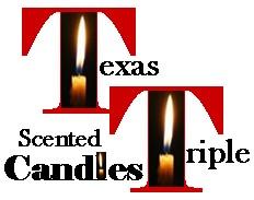 TexasTripleScentedCandles.com Logo