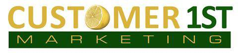 Customer 1st Marketing Logo