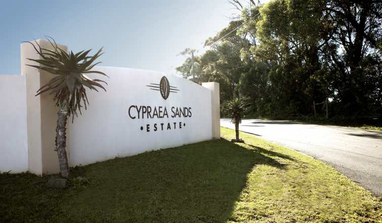 CypraeaSandsEstate Logo