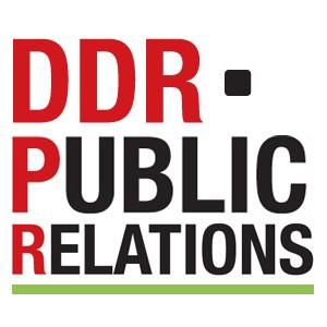 DDRPUBLICRELATIONS Logo