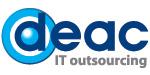 European data center operator DEAC Logo