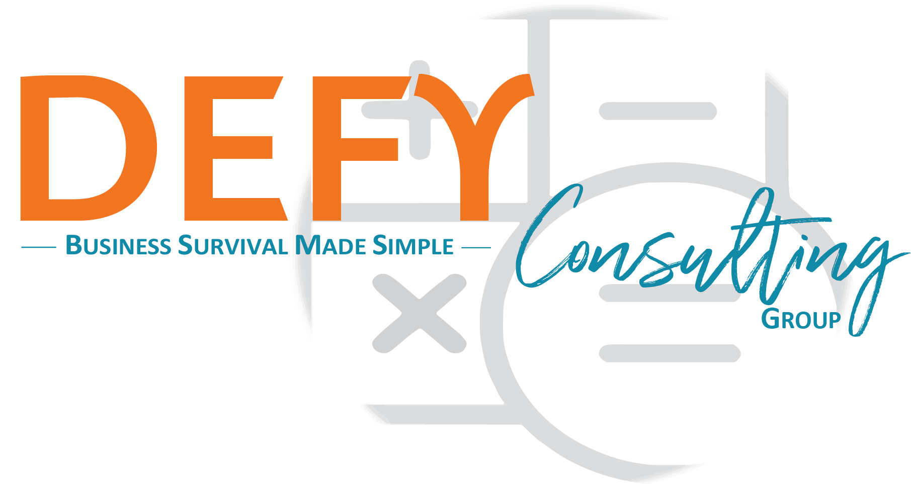 D.E.F.Y. Consulting Group, LLC. Logo