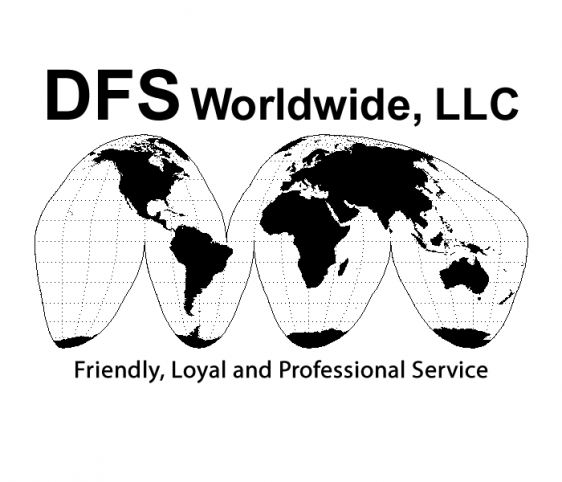 DFS Worldwide, LLC. Logo
