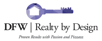 DFW Realty By Design Logo