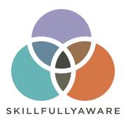 Skillfully Aware Logo