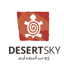 Desert Sky Adventures/Molly Sheridan Logo