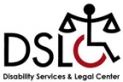 Disability Services & Legal Center Logo