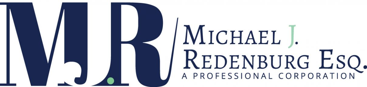 Michael J. Redenburg, Esq. PC Logo