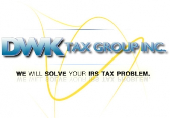 DWK TAX GROUP - IRS TAX RELIEF Logo