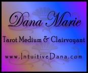 Dana Marie Tarot Medium Logo