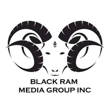 Black Ram Media Group Logo
