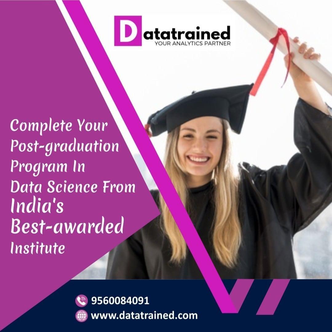 DataTrained Education Logo