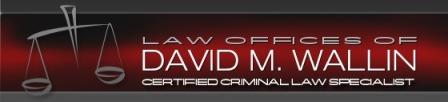 Law Offices of David M. Wallin Logo