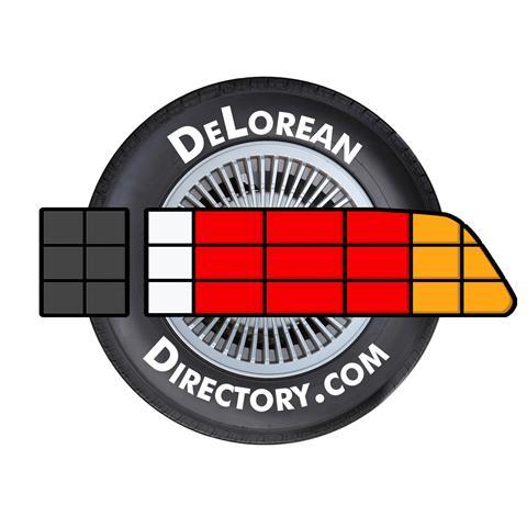 DeLoreanDirectory Logo