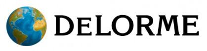 DeLorme Logo