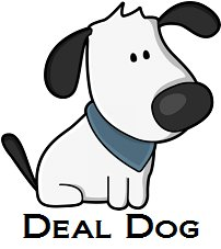 Deal Dog Logo
