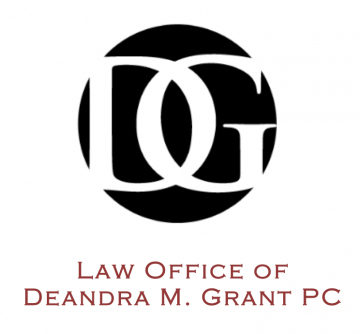 Law Offices of Deandra M. Grant, PC Logo